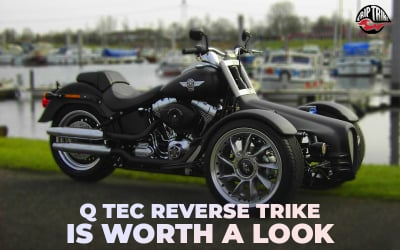 Q-Tec Reverse Trike Is Worth a Look